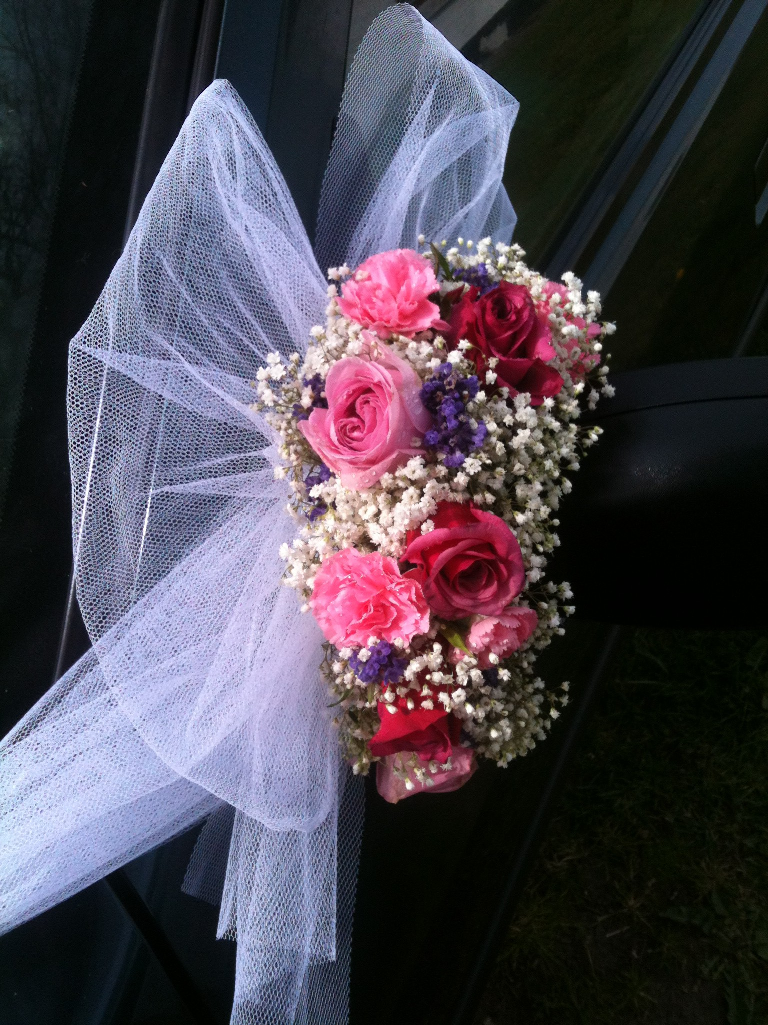 Bryllupsbil