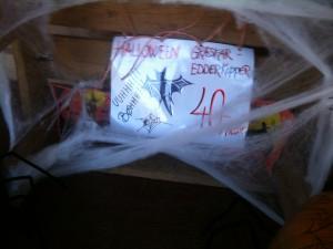 Halloweeen græskar